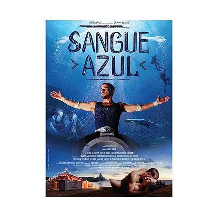 DVD - SANGUE AZUL - Imovision