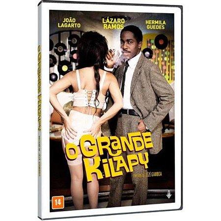 DVD - O GRANDE KILAPY - Imovision