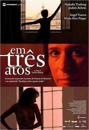 DVD - EM TRES ATOS - Imovision