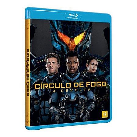 Blu-Ray - Círculo de Fogo: A Revolta - John Boyega