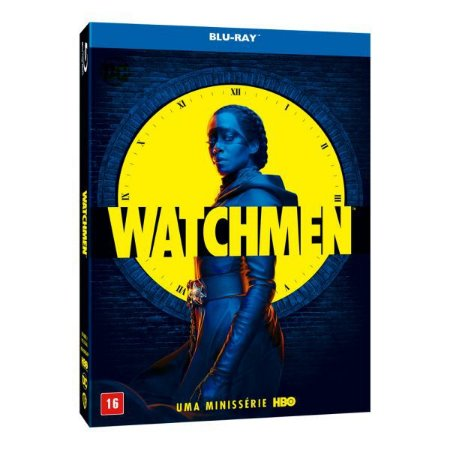 Blu-ray - Watchmen - a serie 3 discos pré venda 22/07/2020