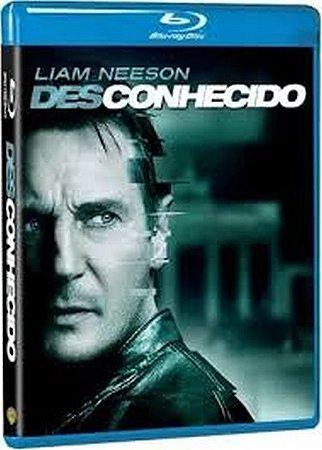 Blu-Ray Desconhecido - Liam Neeson