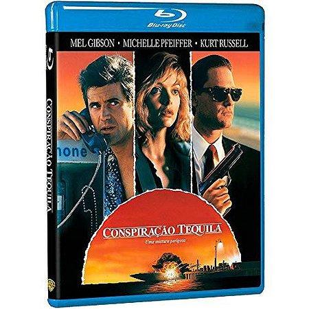 Blu-Ray - Conspiração Tequila