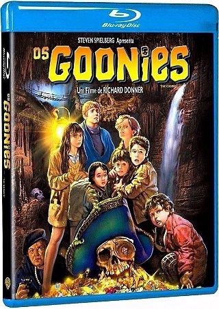 Blu-ray Os Goonies