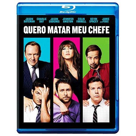 Blu-ray Quero Matar O Meu Chefe