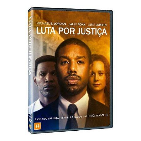 DVD Luta por Justiça