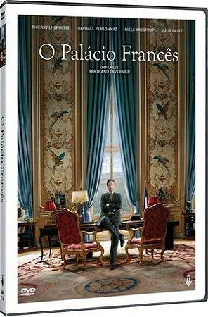 Dvd O Palácio Francês - Bertrand Tavernier - Imovision