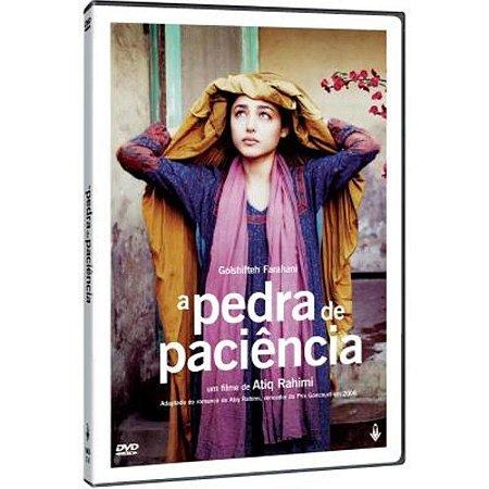 DVD - A PEDRA DA PACIENCIA - Imovision