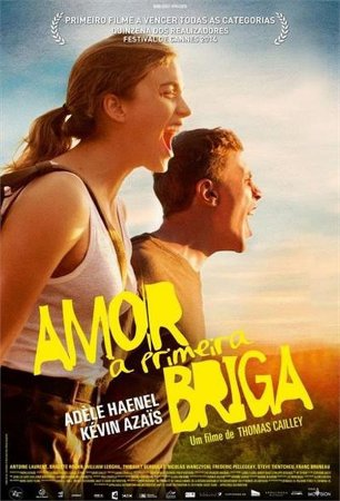 DVD - AMOR A PRIMEIRA BRIGA - Imovision