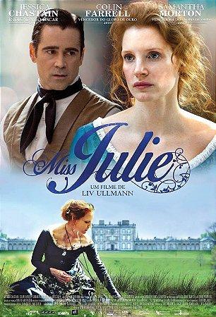 DVD - MISS JULIE - Imovision