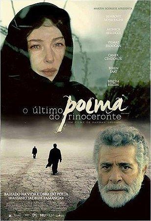 DVD - O ULTIMO POEMA DO RINOCERONTE - Imovision