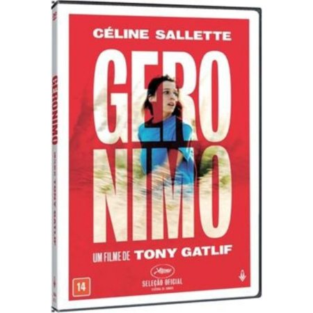 DVD - GERONIMO - Imovision