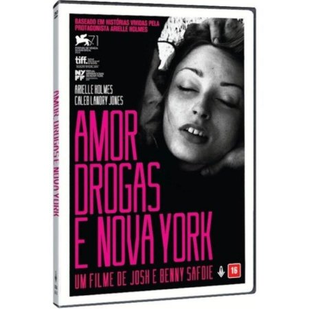 DVD - AMOR, DROGAS E NY - Imovision