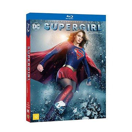 Blu-ray - Supergirl: A 2ª Temporada Completa