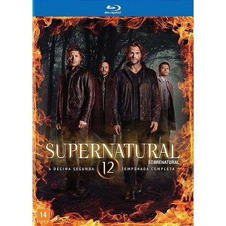 Blu-Ray - Supernatural - 12ª Temporada