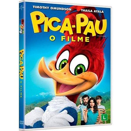 Dvd Pica - Pau O Filme