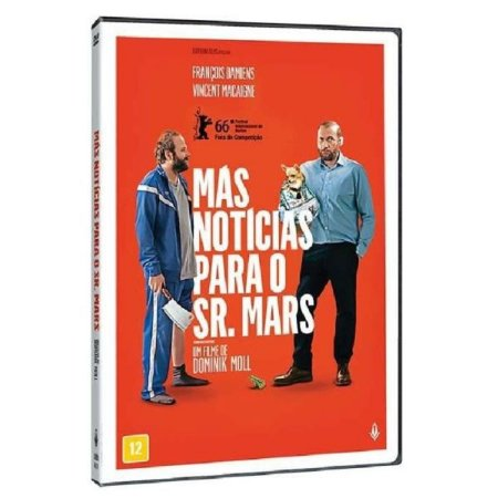 DVD - MAS NOTICIAS PARA O SR. MARS - Imovision