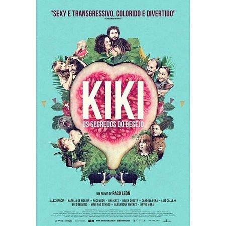 DVD - KIKI OS SEGREDOS DO DESEJO - Imovision