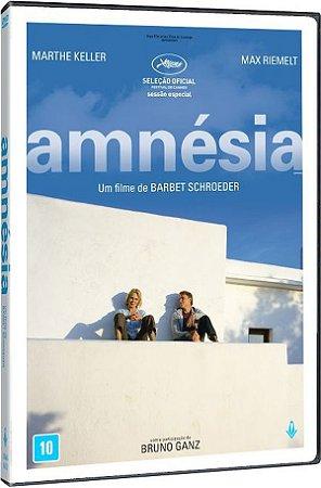 DVD - AMNESIA - Imovision