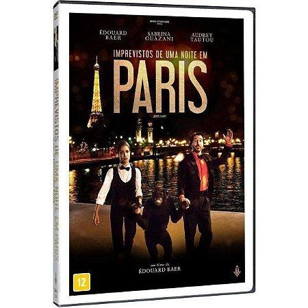 DVD - IMPREVISTOS DE UMA NOITE EM PARIS - Imovision