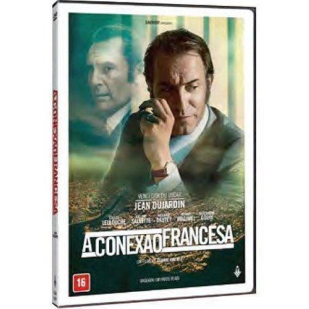 DVD - A CONEXAO FRANCESA - Imovision