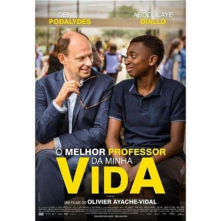 DVD - O MELHOR PROFESSOR DA MINHA VIDA - Imovision