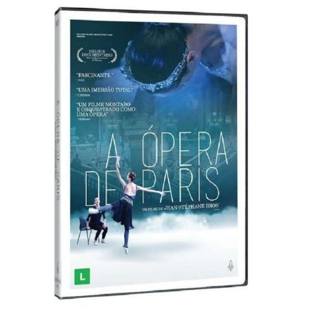 DVD - A OPERA DE PARIS - Imovision