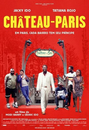 DVD - CHATEAU - PARIS - Imovision
