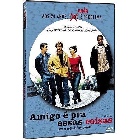 DVD - AMIGO E PRA ESSAS COISAS - Imovision