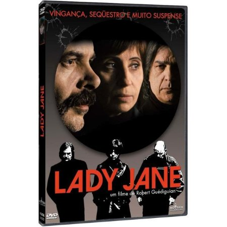 DVD - LADY JANE - Imovision