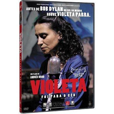 DVD - VIOLETA FOI PARA O CEU - Imovision