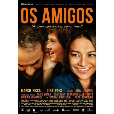 DVD - OS AMIGOS - Imovision