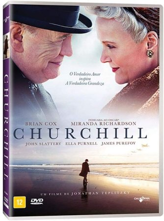 DVD - Churchill - Brian Cox