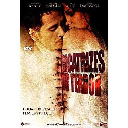 DVD Cicatrizes do Terror