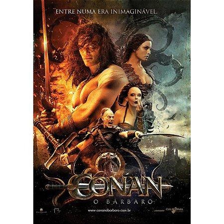 DVD Conan O Barbaro