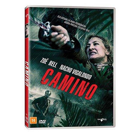 DVD Camino - Zoe Bell