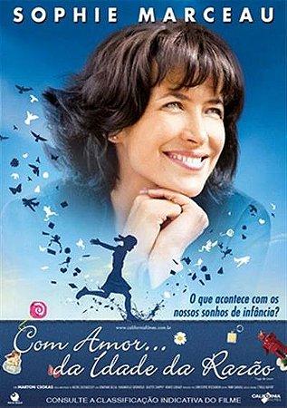 DVD Com Amor... Da Idade Da Razão - Sophie Marceau