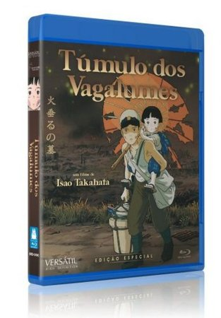 Blu-ray – Túmulo dos Vagalumes