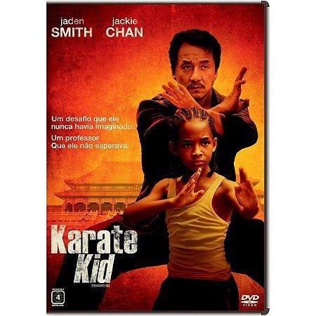 DVD KARATE KID  - Jackie Chan