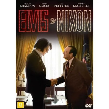 DVD - Elvis & Nixon