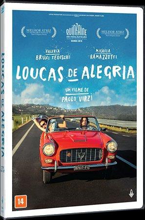 DVD - LOUCAS DE ALEGRIA - Imovision