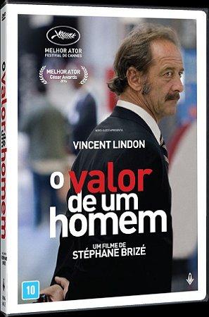 DVD - O VALOR DE UM HOMEM - Imovision