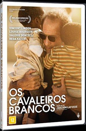 DVD - OS CAVALEIROS BRANCOS - Imovision