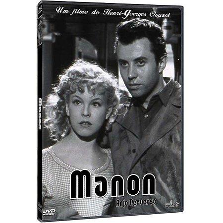 DVD - MANON - ANJO PERVERSO - Imovision