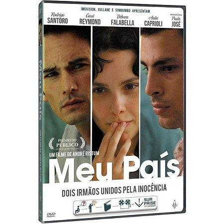 DVD MEU PAIS - DOIS IRMÃOS UNIDOS PELA ESPERANÇA - Imovision