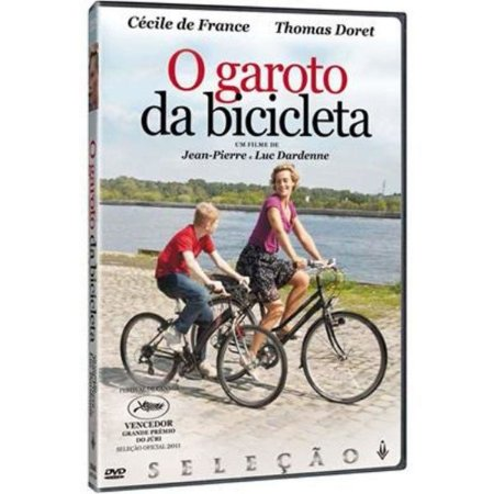 DVD - O GAROTO DA BICICLETA - Imovision