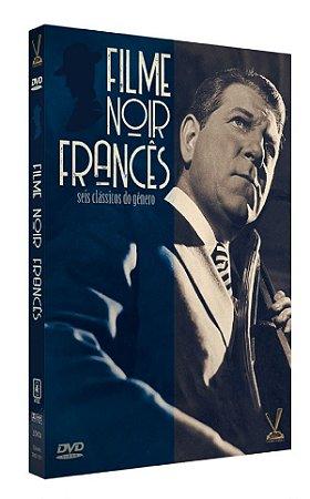 DVD Filme Noir Francês Vol. 1 (3 DVDs)