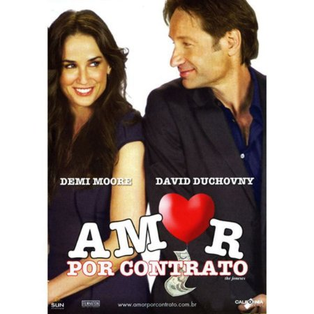 Dvd Amor Por Contrato - Demi Moore - David Duchovny