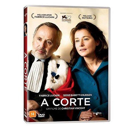 DVD A Corte - Fabrice Luchini