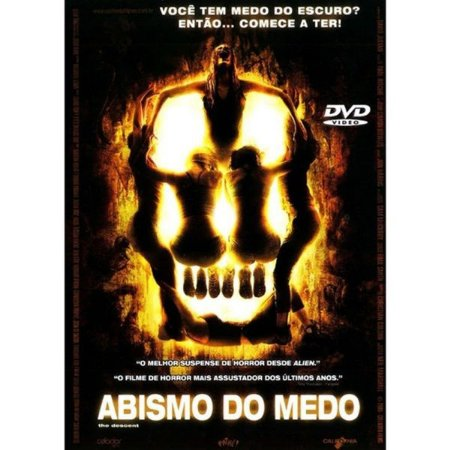DVD - Abismo do Medo - Shauna MacDonald